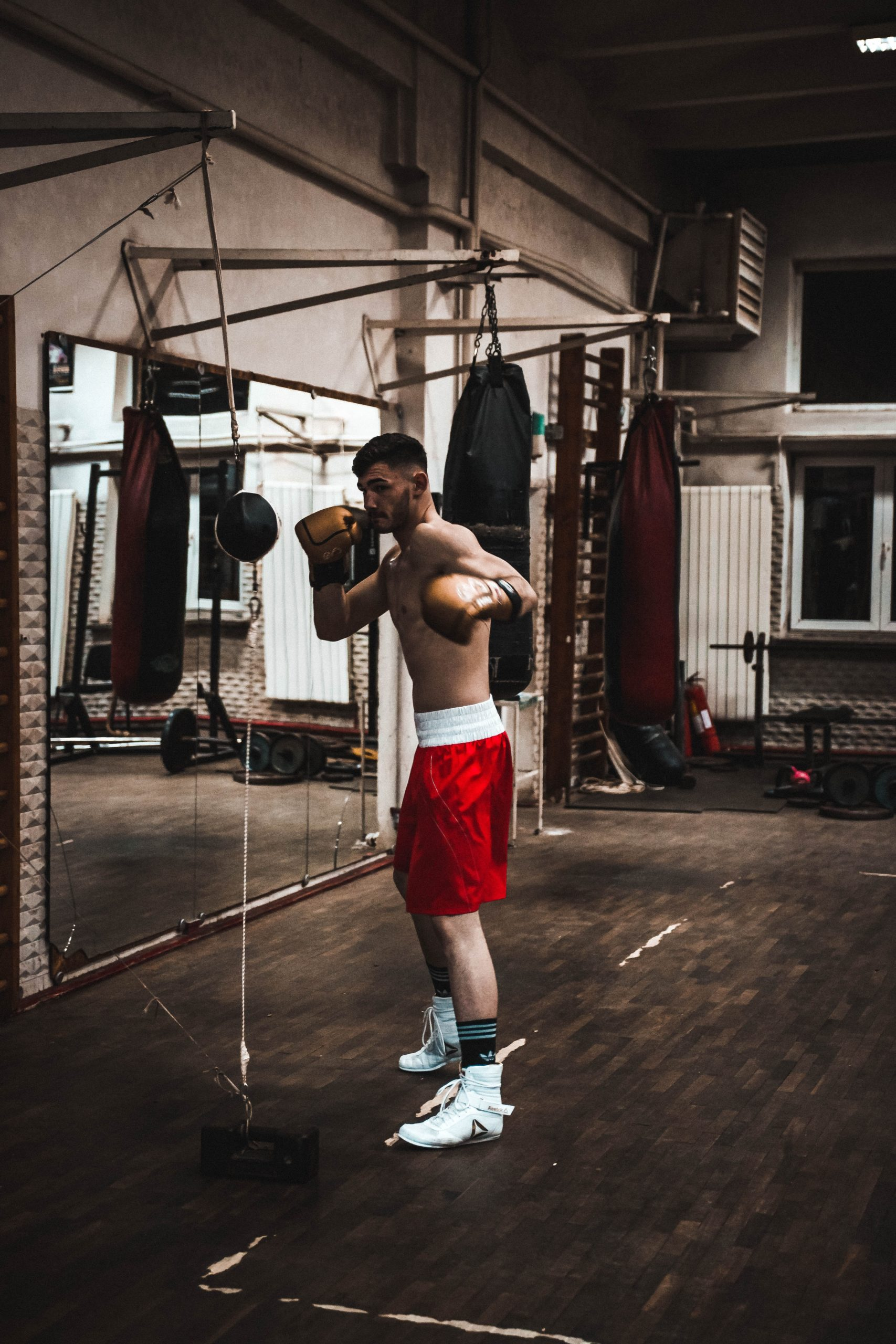 Top 6 Best Boxing Shoes [Buying Guide]