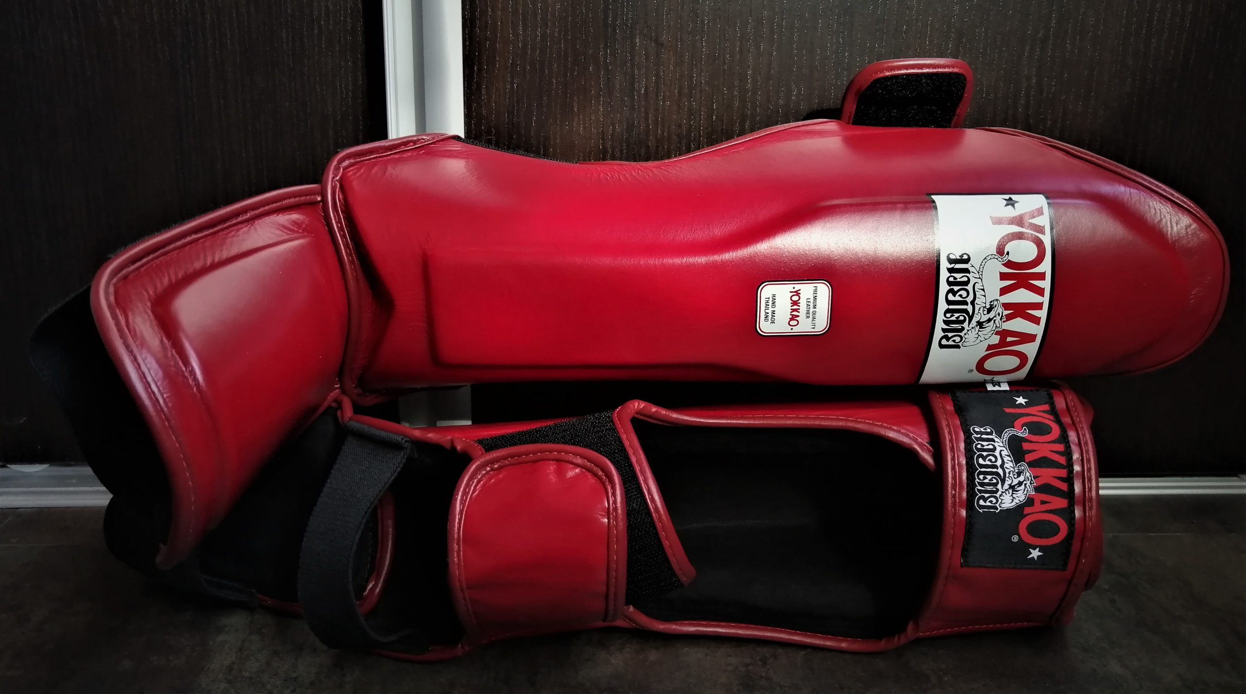 Yokkao Matrix Shin Guards Review