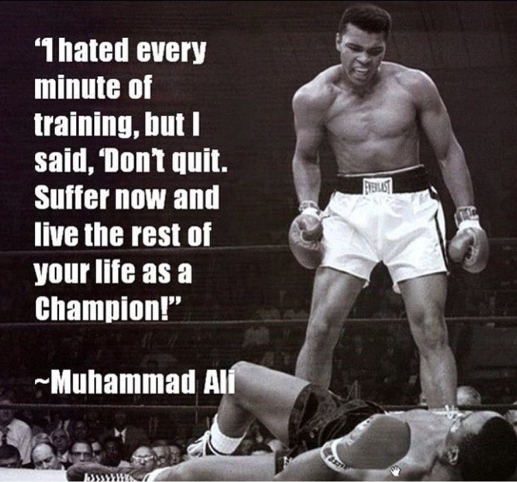 21 Of The Best Ruthless And Motivational Boxing Quotes Fighterculture