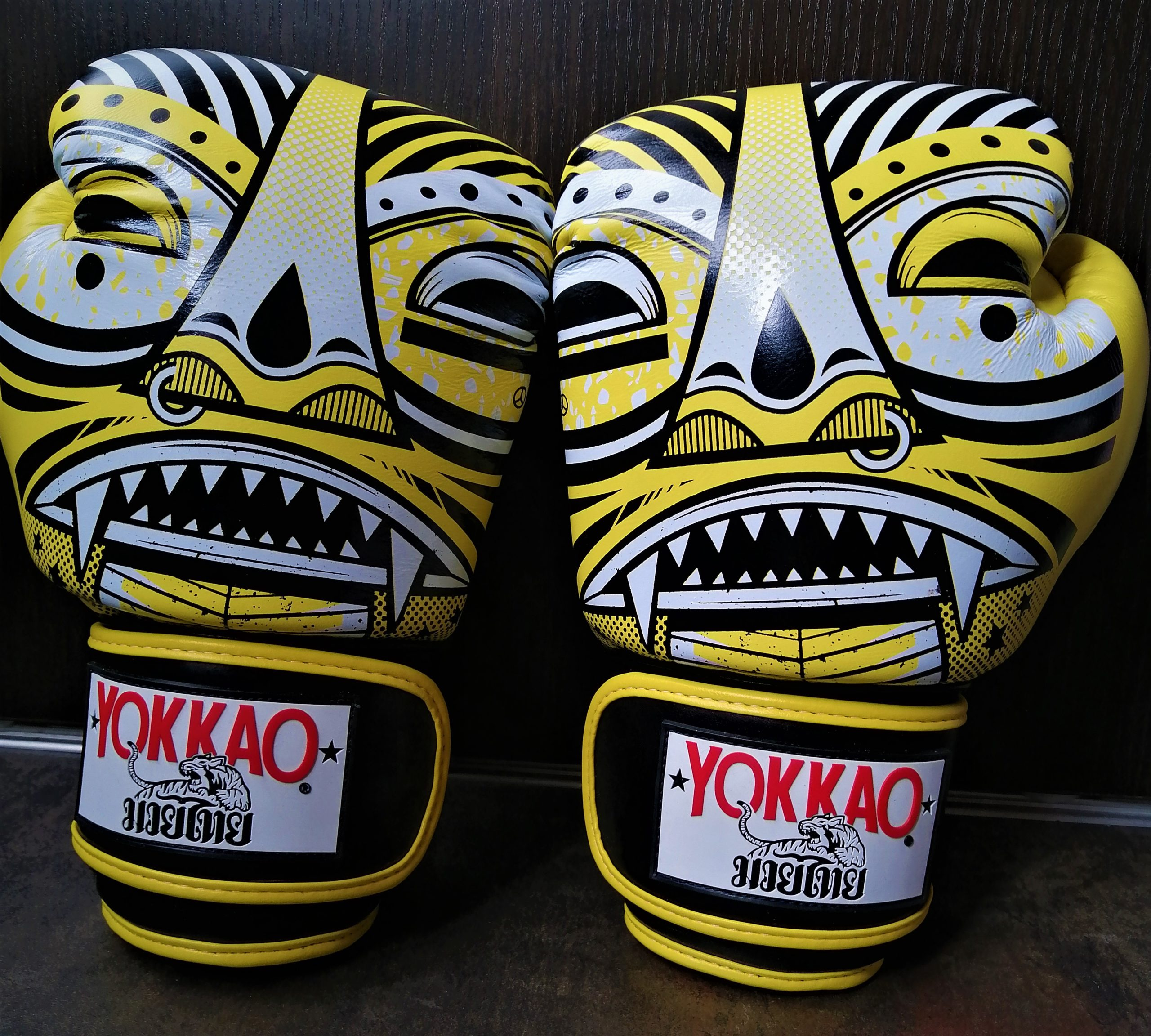 Yokkao Mayan Muay Thai Gloves Review