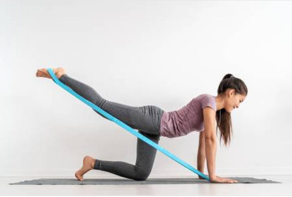 Benefits from Resistance Band Training for Fighters