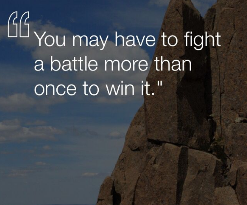 Top 20 of the Best Fighting Quotes