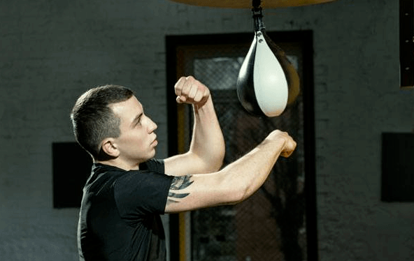 Speed Bag vs Heavy Bag