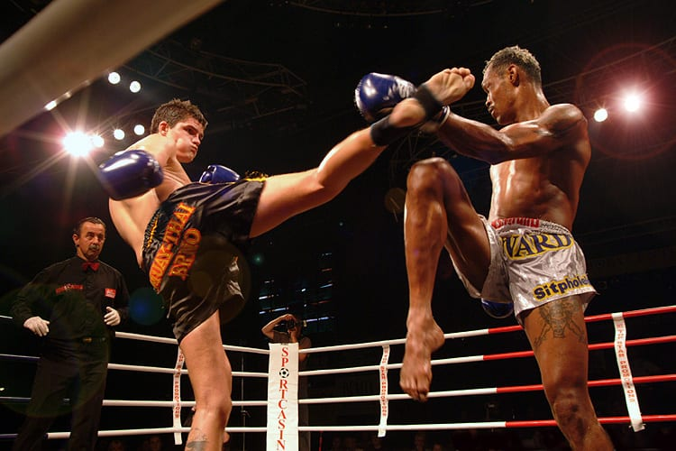 Muay Thai Prajioud
