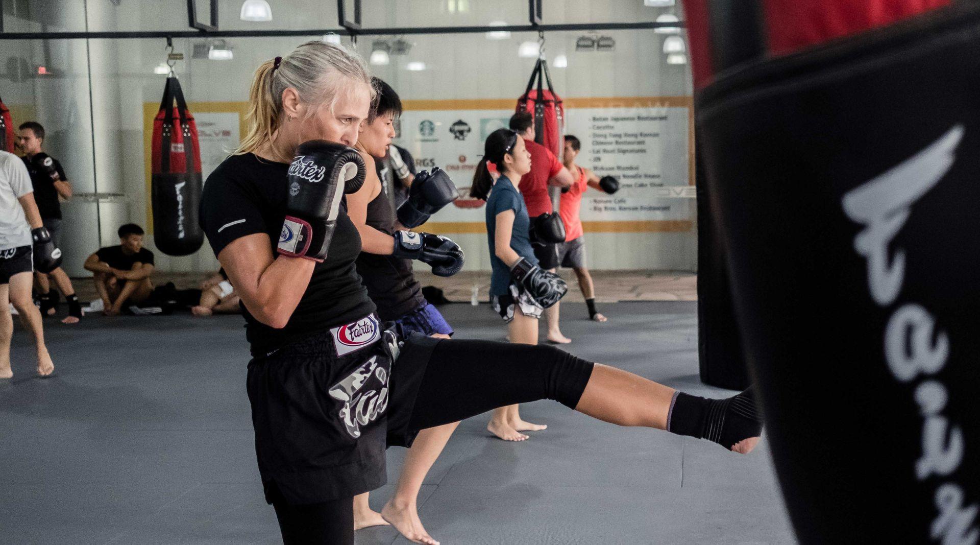Health Benefits of Mixed Martial Arts