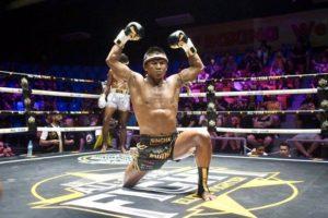 Muay Thai Armband Ranking System