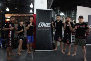 Evolve MMA – Singapore