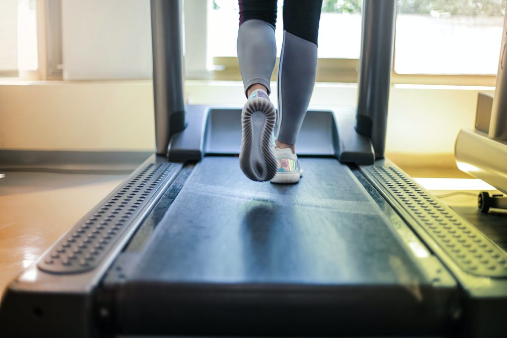 Treadmill Cardio Machine