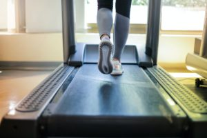 Treadmill Cardio Machine