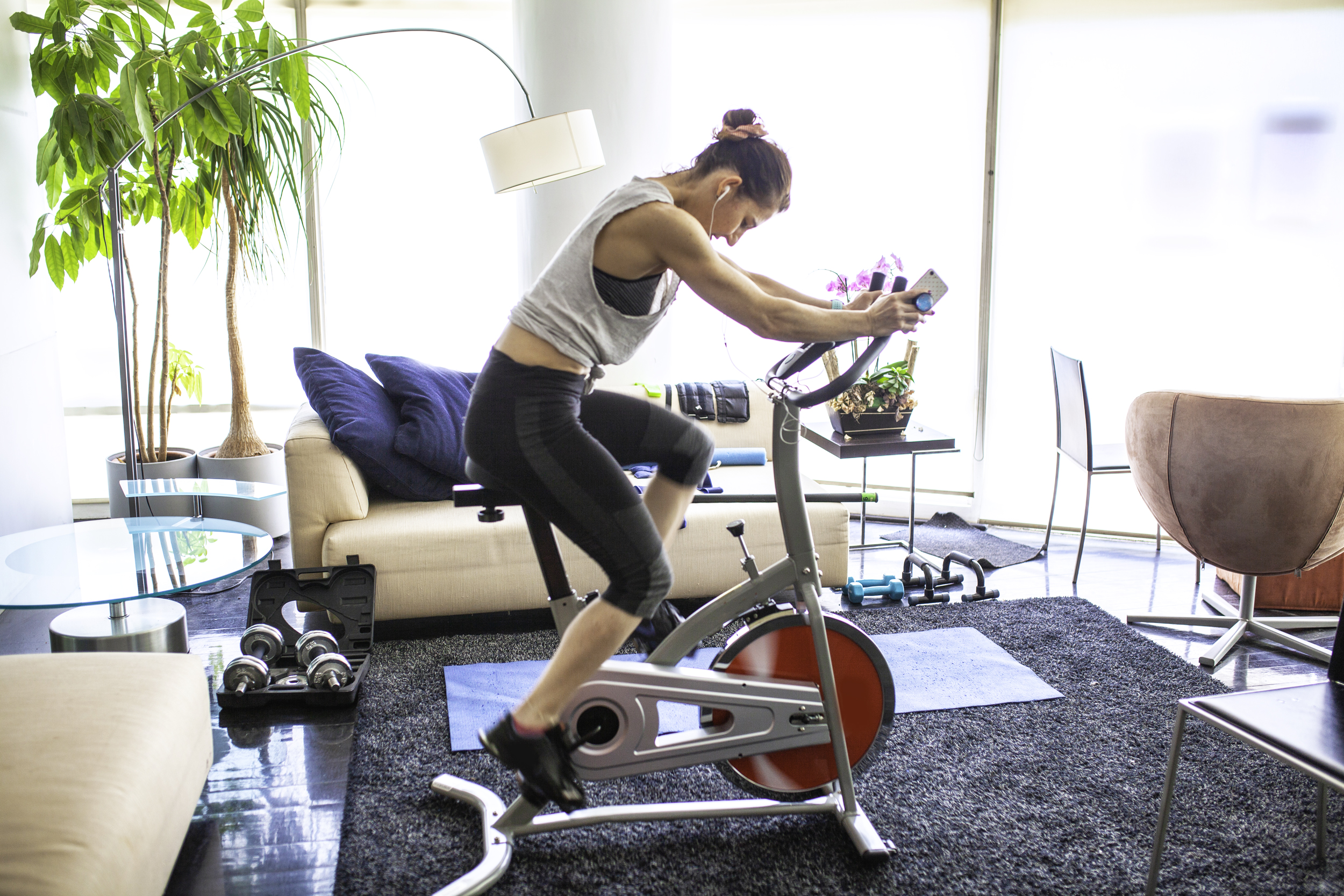 5 Best Folding Exercise Bike