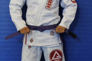 Purple Belt—Becoming Well-Rounded