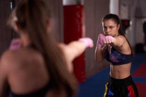 Movement Shadow Boxing