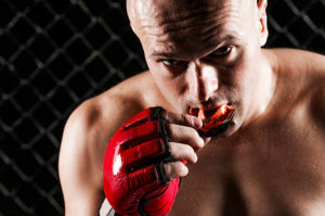 Mouthpiece Shadow Boxing