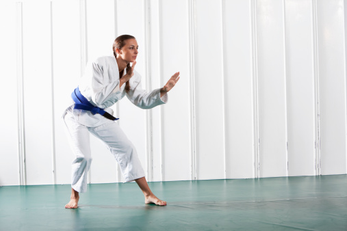 Blue Belt—Escape and Defense Artist