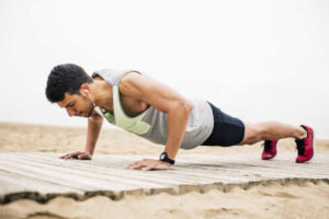 How to Do a Perfect Push-Up?